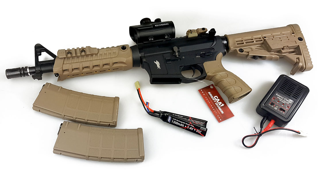 CAA Tactical M4 CQB Deal