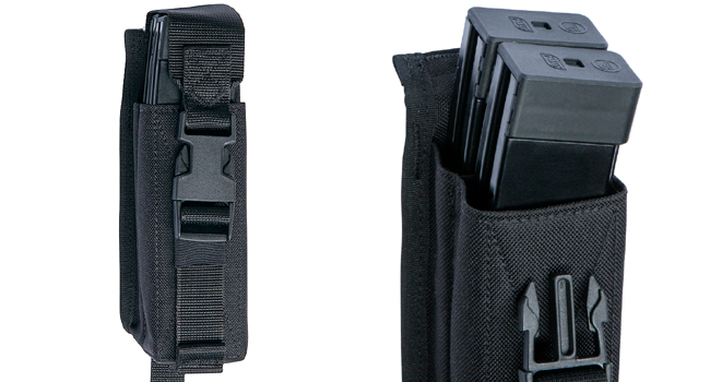 asg scorpion evo double magazine pouch jd airsoft ltd. Black Bedroom Furniture Sets. Home Design Ideas