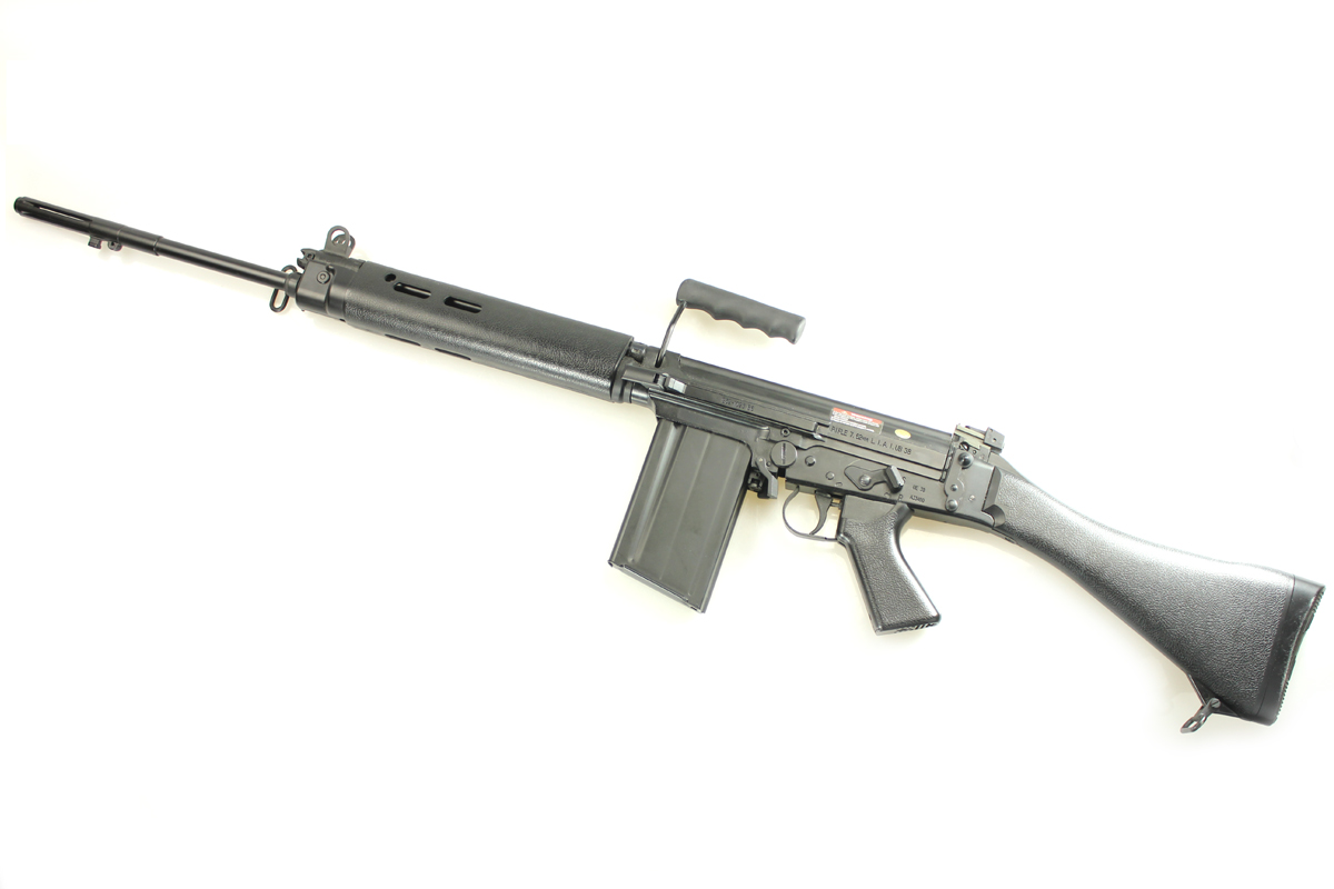 Ares L1A1 SLR (New Version 2016)