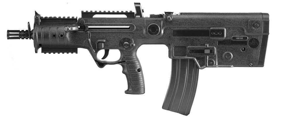 Image result for iwi tavor ras