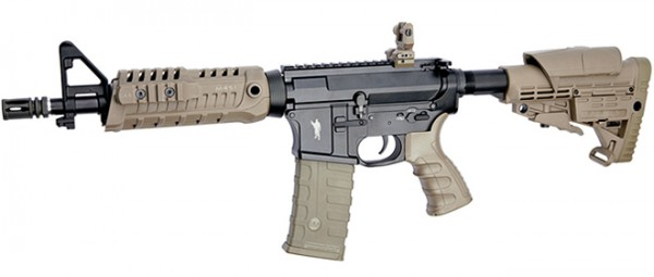 CAA Tactical M4 CQB DE