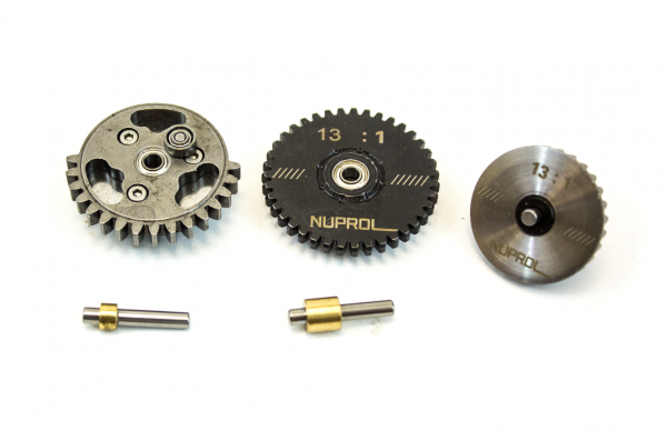Nuprol 13:1 Ultra High Speed Gear Set