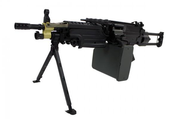A&K FN Licensed M249 Para / Black