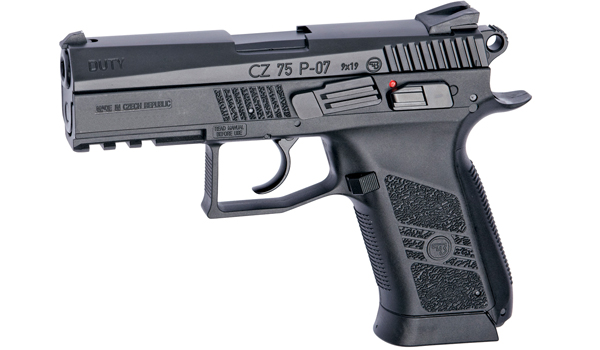 ASG CZ 75 P-07 Duty CO2