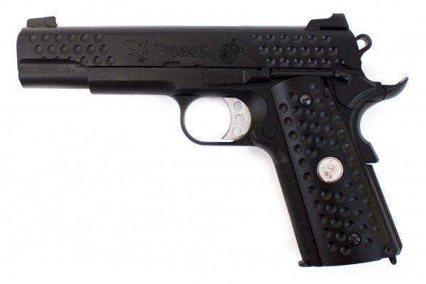 WE 1911 KAC Night Hawk Black