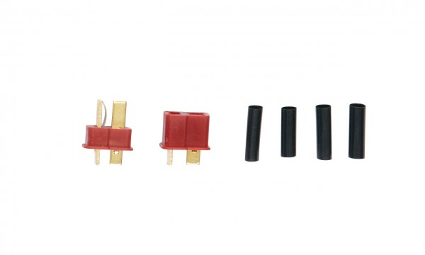 ASG Ultra T Deans Plug /w Heatshrink