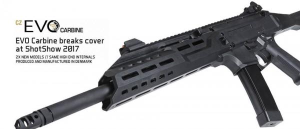 ASG CZ Scorpion Evo 3 A1 Carbine / B.E.T. - PRE-ORDER / DEPOSIT