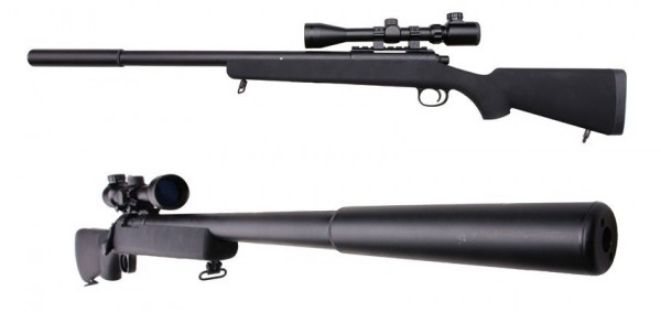 JG BAR 10 VSR G-Spec Sniper Rifle