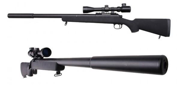 JG BAR 10 VSR G-Spec Sniper Rifle