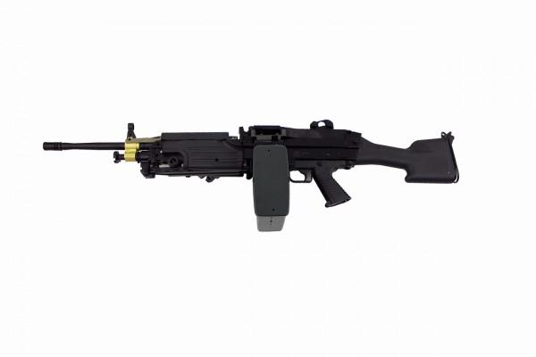 A&K FN Licensed M249 MKII / Black