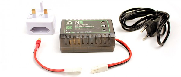 WE N3 NiMH Battery Charger