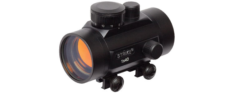 Strike 40mm Red Dot Sight