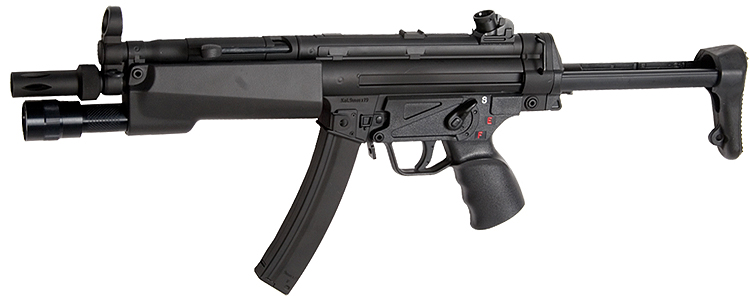 Classic Army B&T MP5 A3 Lighted Forearm