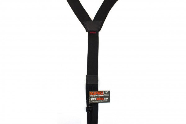 Nuprol PMC Low Profile Harness Black Black
