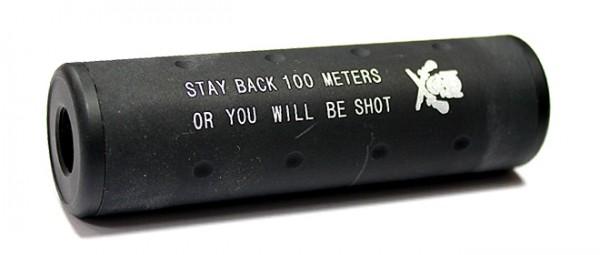 110mm Skull Silencer CCW