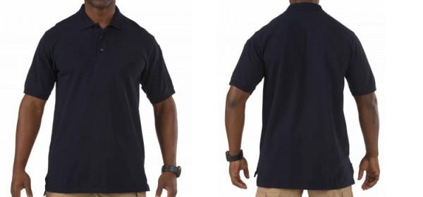 5.11 Professional Polo Shirt S/S Dark Navy 2XL