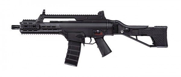 ICS G33 Compact Assault Black