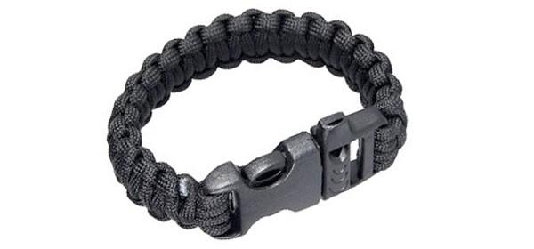 Webtex Wrist band 200mm Black