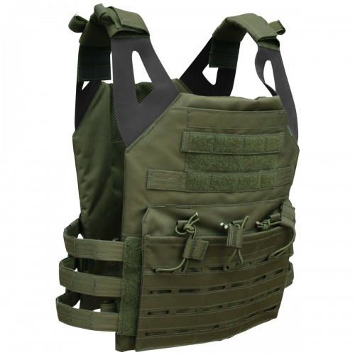 Viper Lazer Special Ops Plate Carrier Black / Green