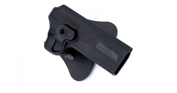 Nuprol 1911/MEU Series Retention Paddle Holster