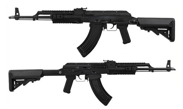 WE Europe AK PMC Rifle