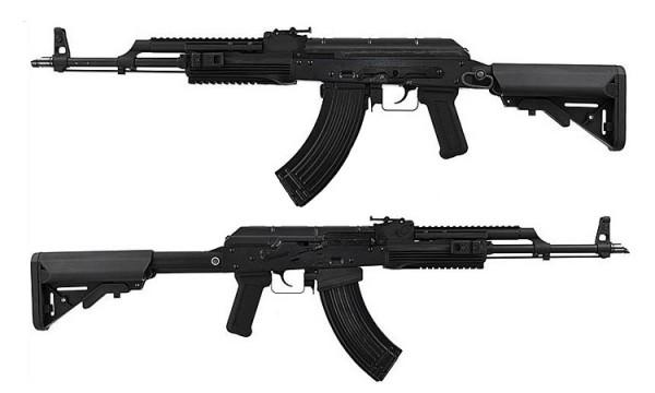 WE Europe AK PMC Rifle