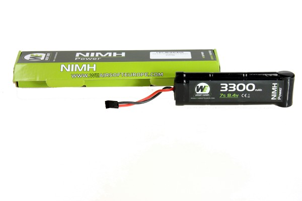 WE 8.4v 3300mAh Nimh Battery (Large)