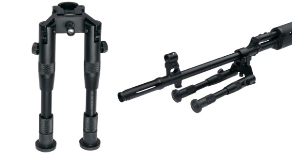 ASG Universal Bipod with Barrel Mount