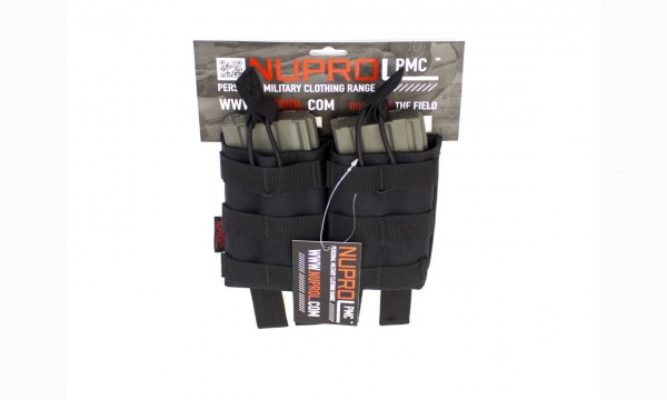 Nuprol PMC M4 Double Open Magazine Pouch