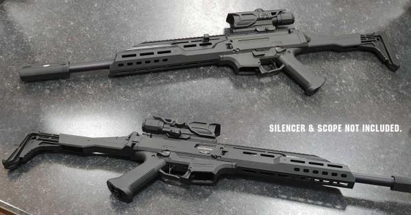 Evotek Evo Carbine DMR 'Expert' Upgrade Package - Colour Trigger