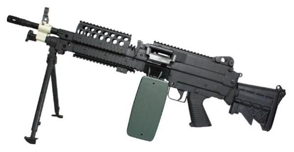 A&K MK46 MOD 0 Support Rifle