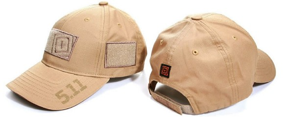 5.11 Baseball Cap Coyote Brown