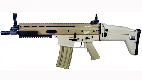 Classic Army MK16 MOD SportLine Tan