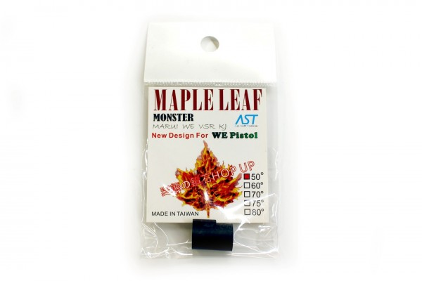 Maple Leaf Hop 50 Degree Bucking for WE pistols / TM VSR Sniper