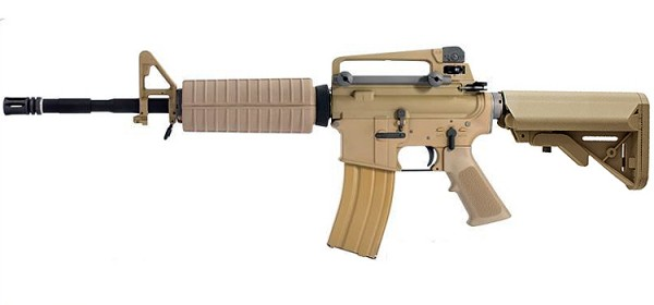 WE Katana M4A1 Tan (Red)