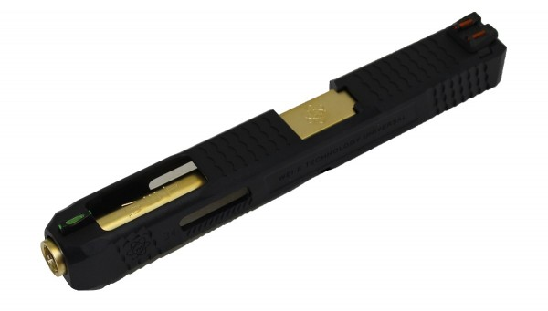 WE EU Glock 34 Slide Assembly Kit - Gold