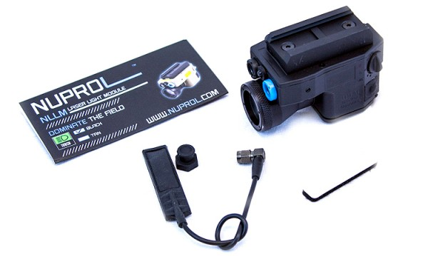 Nuprol NLLM Module (Light/Laser) Black