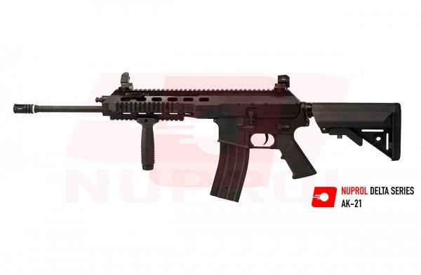 NP Delta Series - AK21 / Black