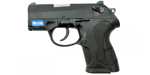 WE PX4 Sub Compact Bulldog Black