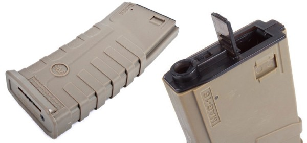 CAA Tactical M4 360rd Magazine DE