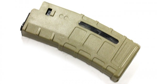 Battle Axe 380rd P-MAG Tan for TM Recoil AEG's