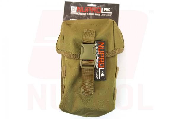 Nuprol PMC Medium Utility Pouch / Tan