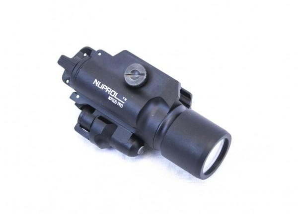 Nuprol NX400 Pro Pistol Torch / Black