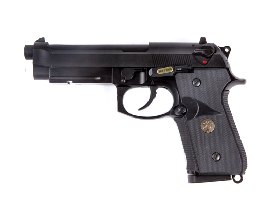 WE M9A1 Beretta Marine CO2 Black