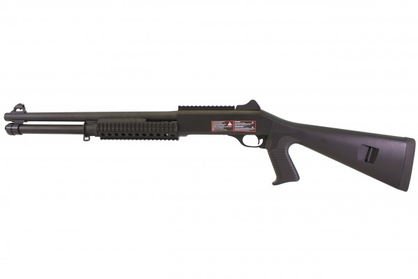 Nuprol Sierra Storm Alpha Tri-shot Shotgun / Tactical Metal