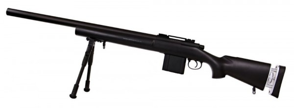 Swiss Arms S.A.S. 04 Sniper Rifle / Black