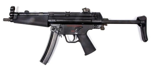 Umarex HK MP5 A3 GBB