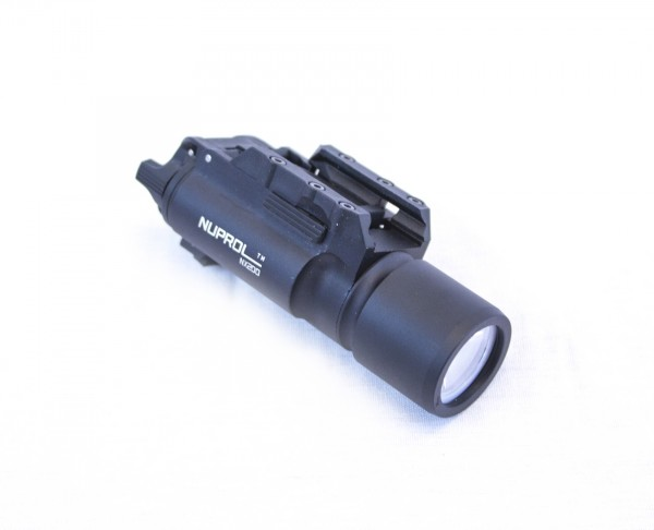Nuprol NX200 Pistol Torch / Black