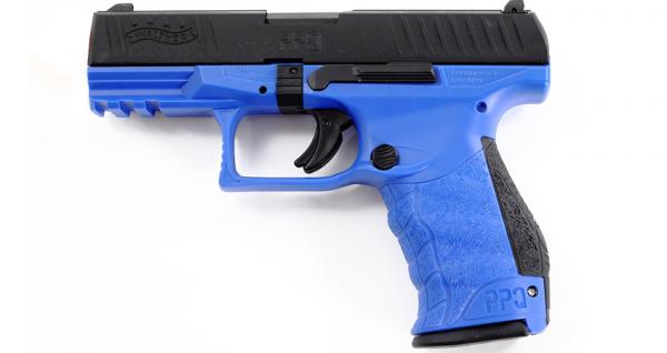 Umarex Walther PPQ Blue