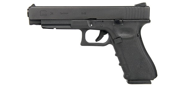 WE Glock 34 Gen4 Black